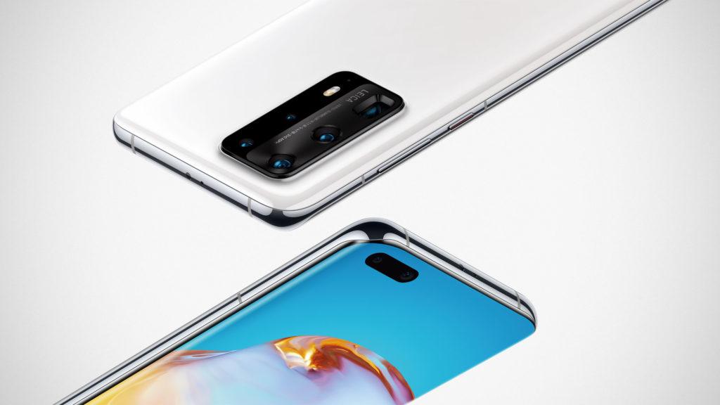 Huawei P40 Series Smartphones
