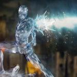 Iron Studios Iceman On Ice Slide Statue Looks Absolutely Gorgeous