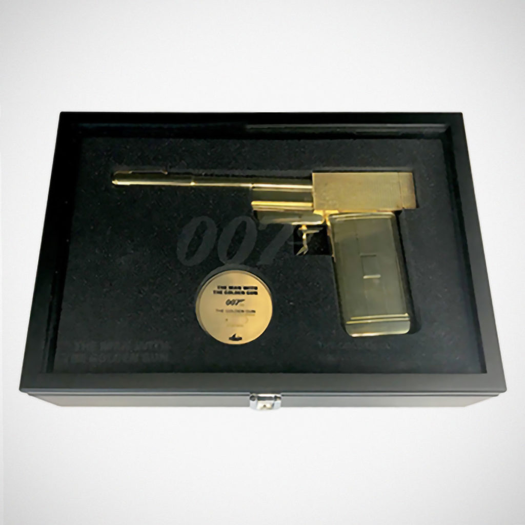James Bond The Golden Gun Prop Replica