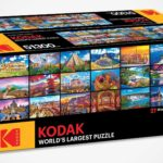 51,300-Piece World's Largest Puzzle Is One Way To Kill Time During Quarantine