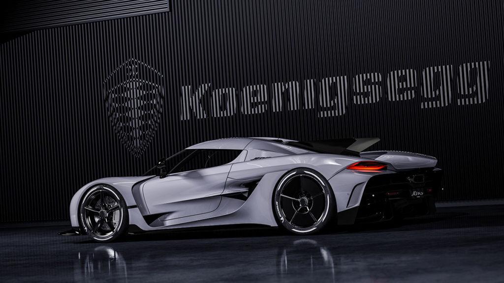 Koenigsegg Jesko Absolut Hypercar