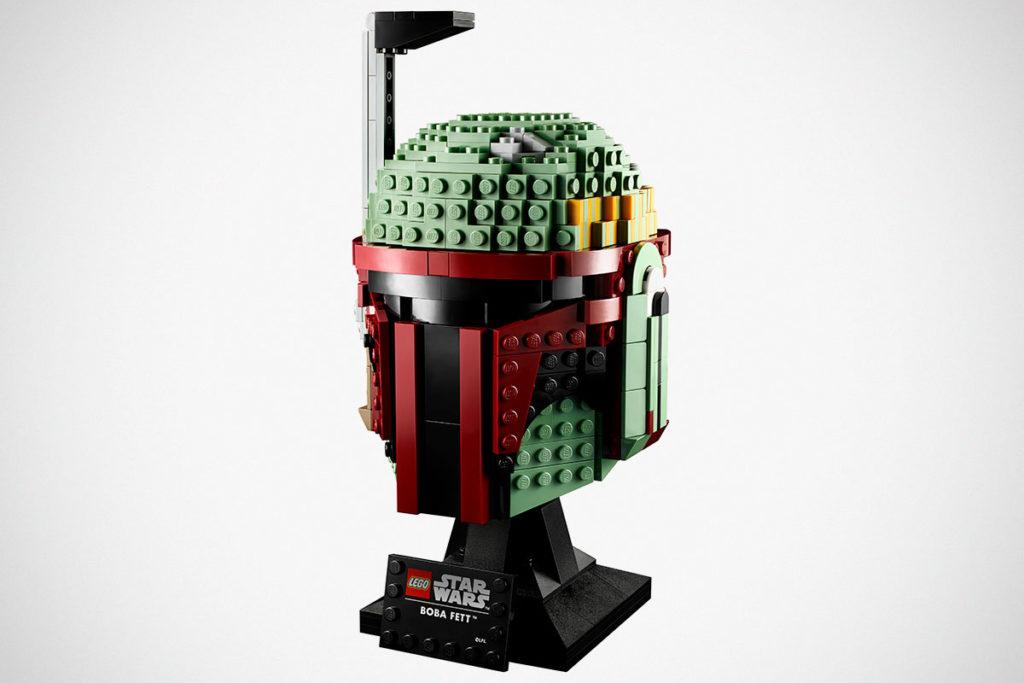 LEGO 75276 Star Wars Boba Fett Helmet