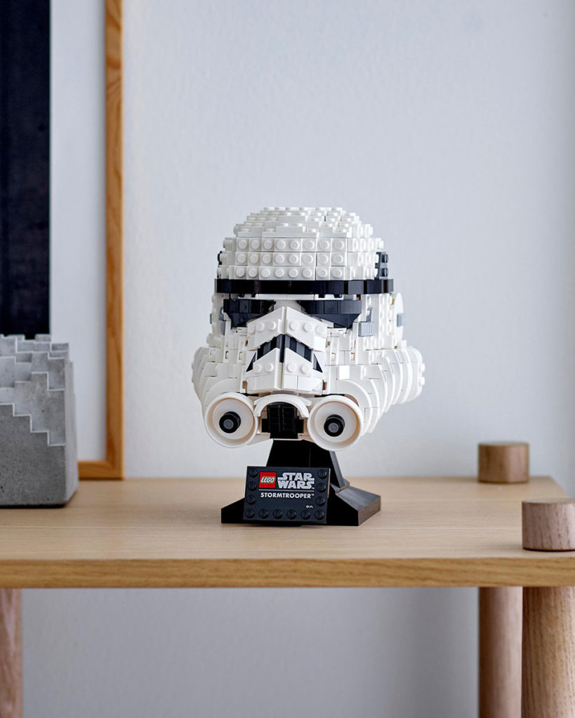 LEGO 75276 Star Wars Stormtrooper Helmet