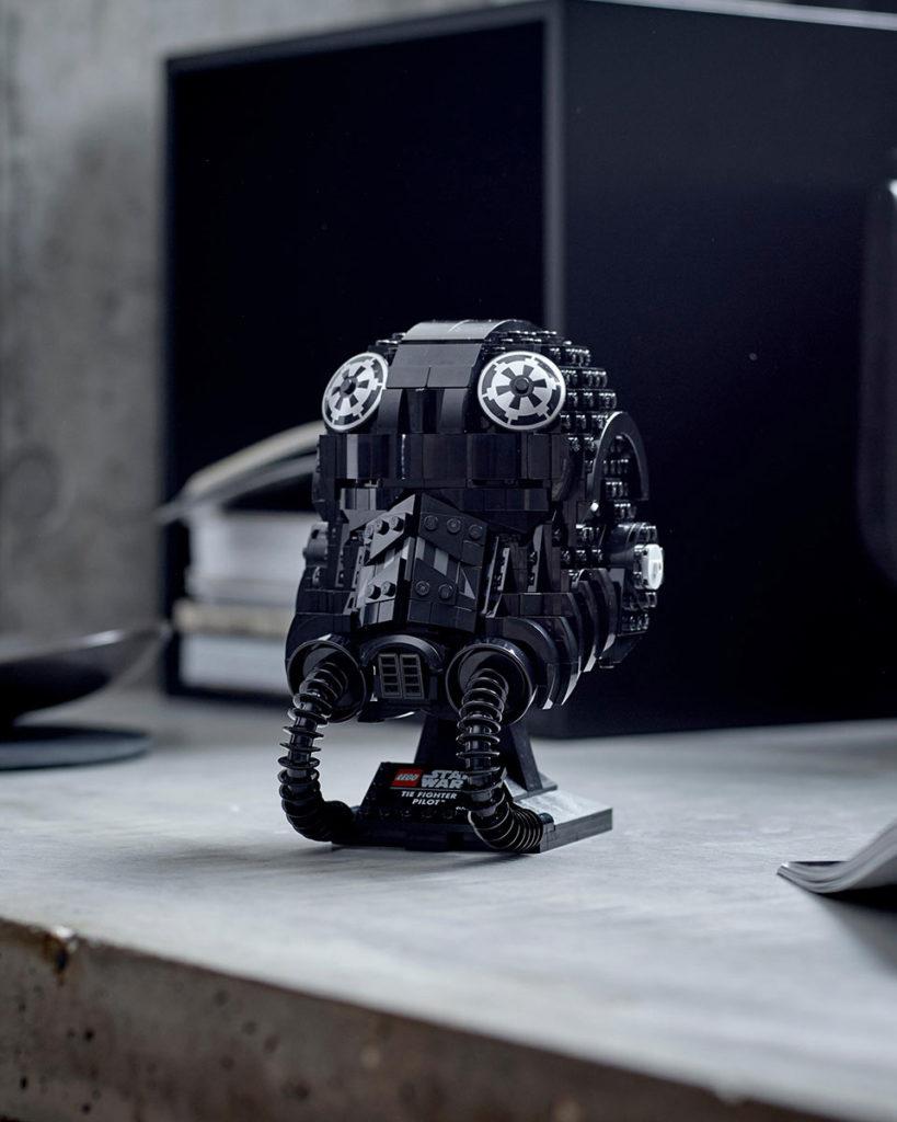 LEGO 75276 Star Wars TIE Fighter Pilot Helmet