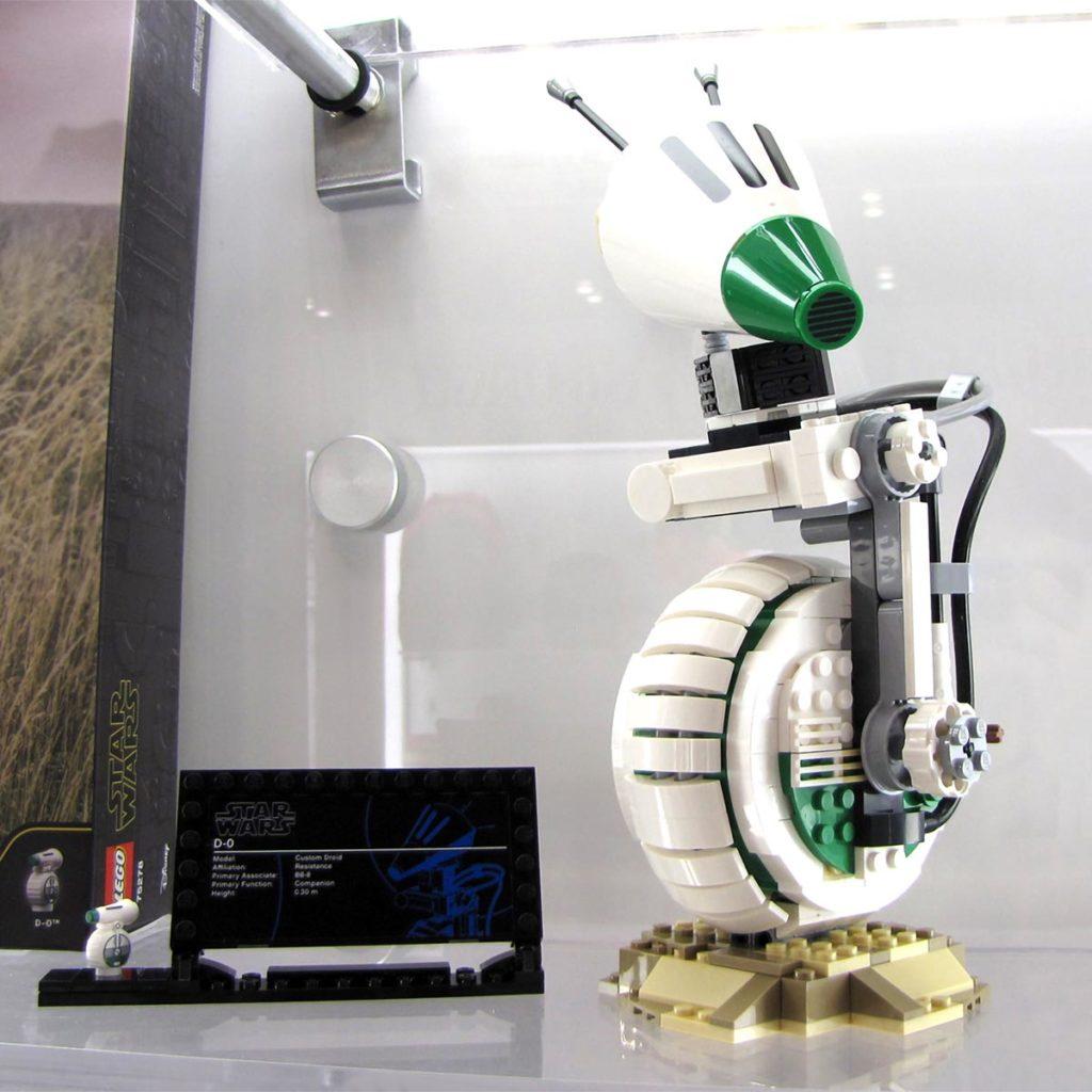 LEGO 75678 Star Wars D-O New York Toy Fair
