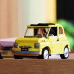 LEGO Creator Expert Fiat 500 Revealed With A Decidedly Retro Promo Video