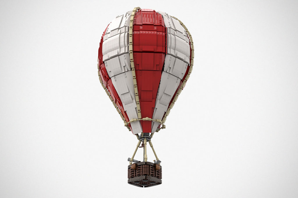 LEGO Expedition Balloon by Happysmurf