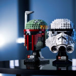 You Can Now Order LEGO <em>Star Wars</em> Buildable Model Helmets For $59.99