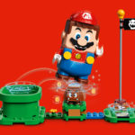 LEGO <em>Super Mario</em> Offers Physical Play Experience With Interactive <em>Mario</em> Figure