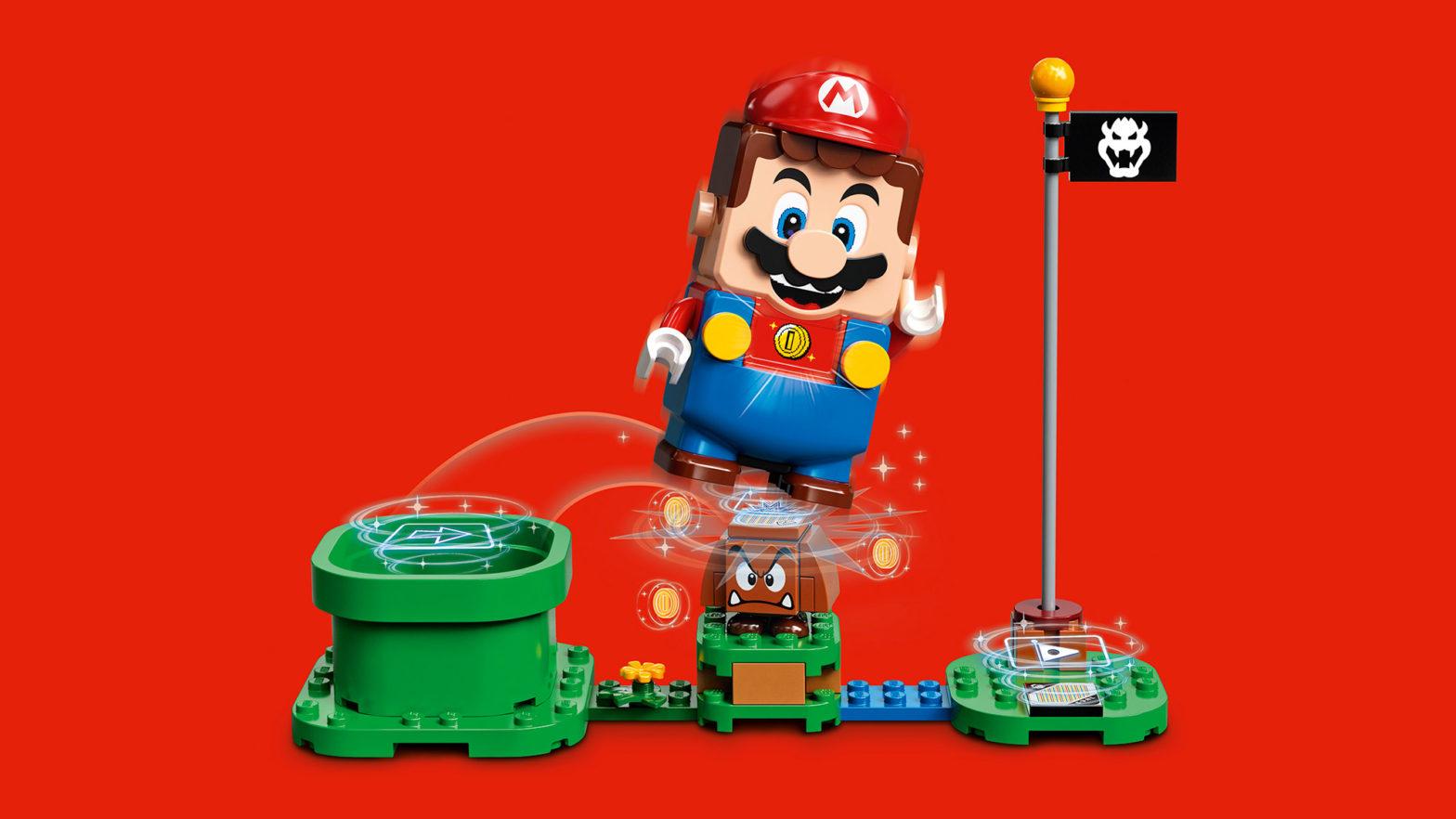 LEGO Super Mario Play Experience