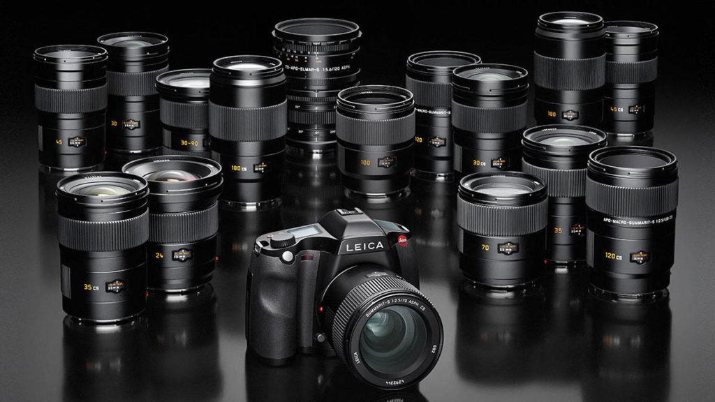 Leica S3 Medium Format System Camera