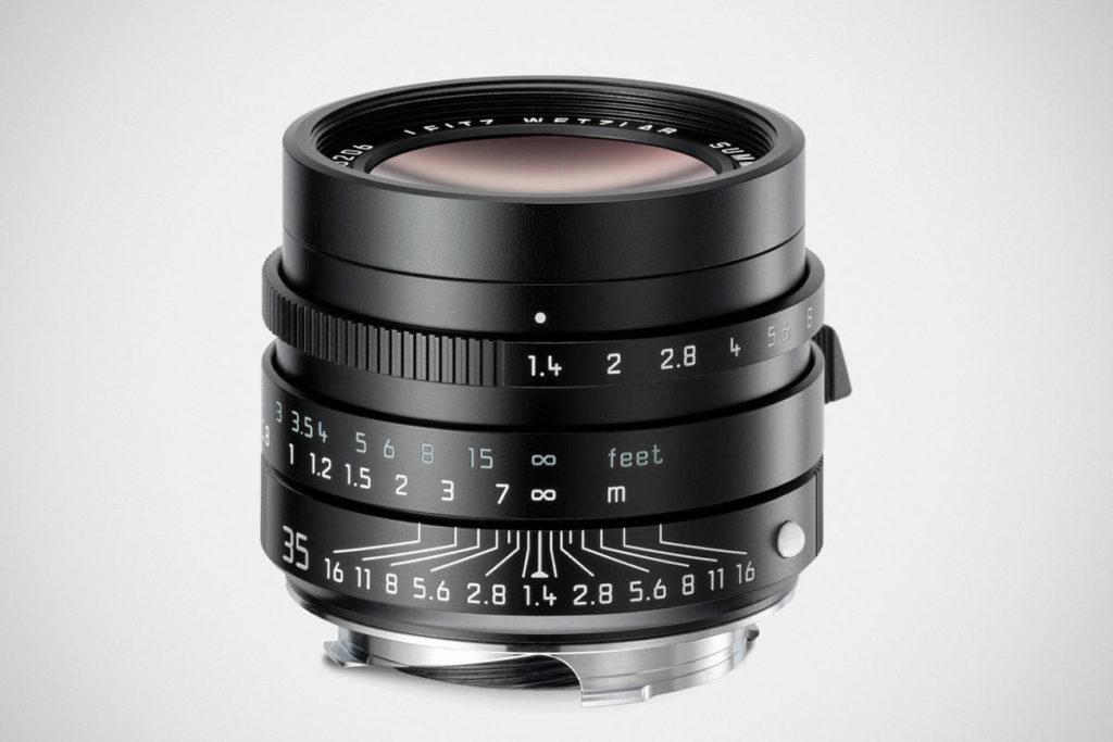 Leitz Wetzlar Summilux M 1.4-35 Lens