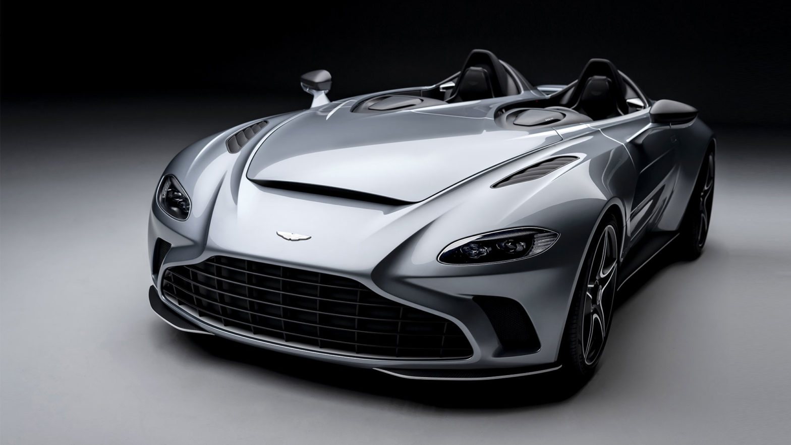Limited Edition Aston Martin V12 Speeder Revealed