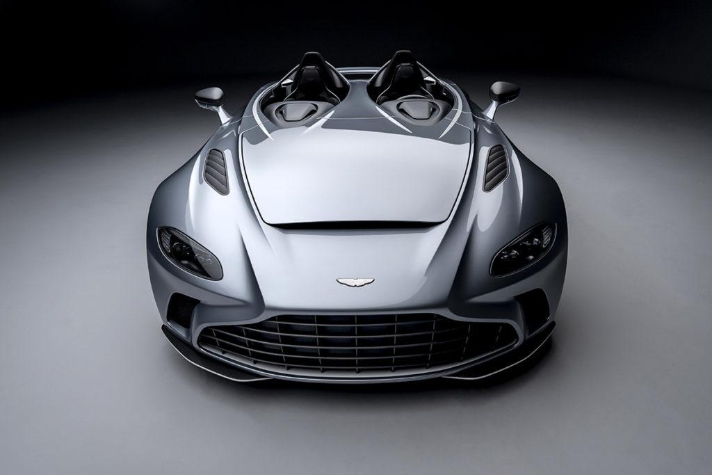 Limited Edition Aston Martin V12 Speeder Revealed