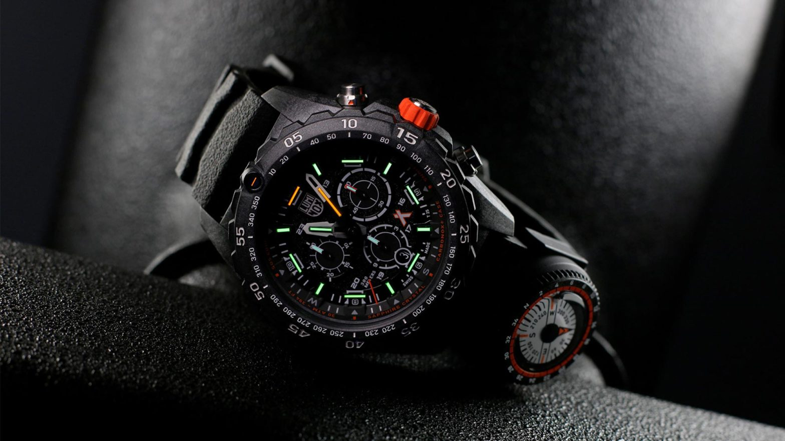 Luminox x Bear Grylls Survival Collection Timepieces