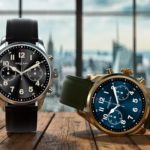 Montblanc Summit 2+ Is The First Luxury Cellular Smartwatch Powered By Wear OS