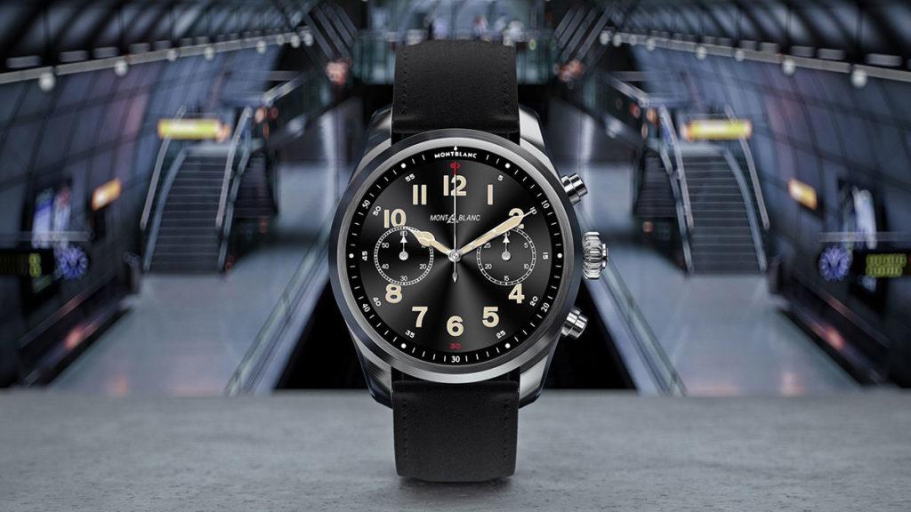 Montblanc Summit 2 Plus Smartwatch