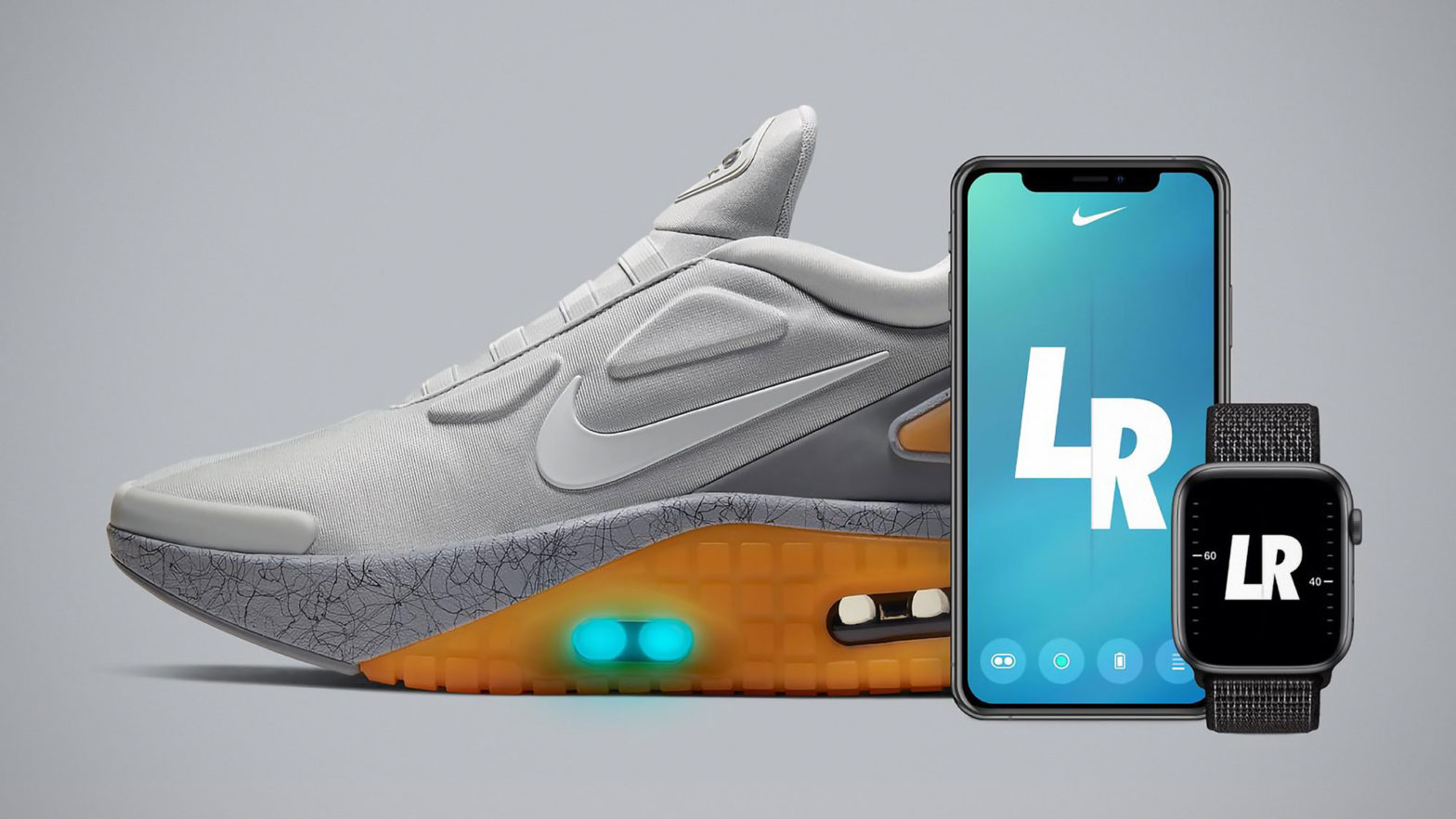 Nike Adapt Auto Max Self-lacing Shoes