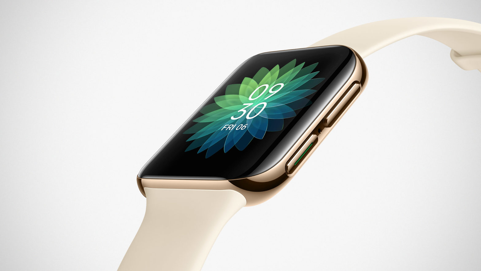 Oppo Watch Is Oppo's First Smartwatch