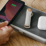 Orbitkey Nest Is A On-The-Go Desk Tidy With Integrated Wireless Charging Pad