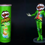 Pringles Packaging Turned Into Pringles Figure Is The Best Thing To Happen To Pringles