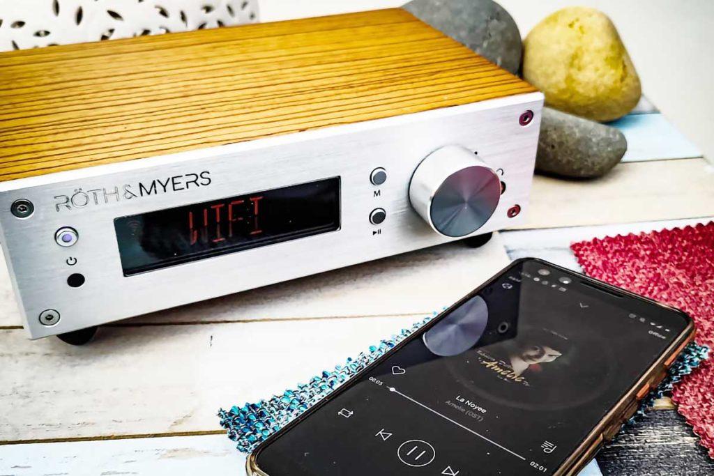 RÖTH & MYERS SoundHub Digital Sound Amplifier