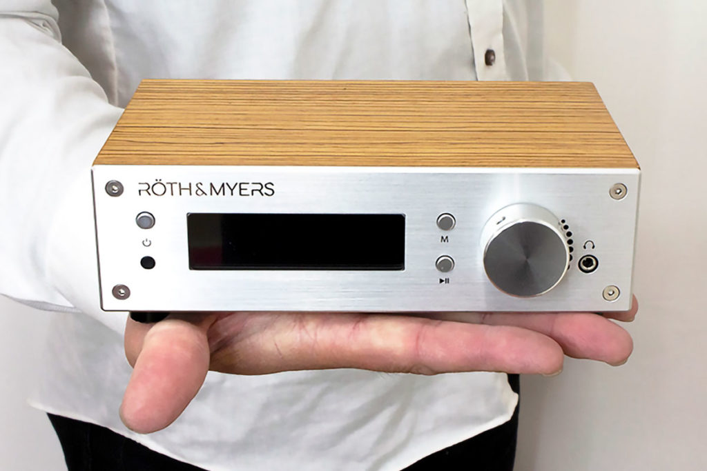 RÖTH & MYERS SoundHub Digital Sound Amp