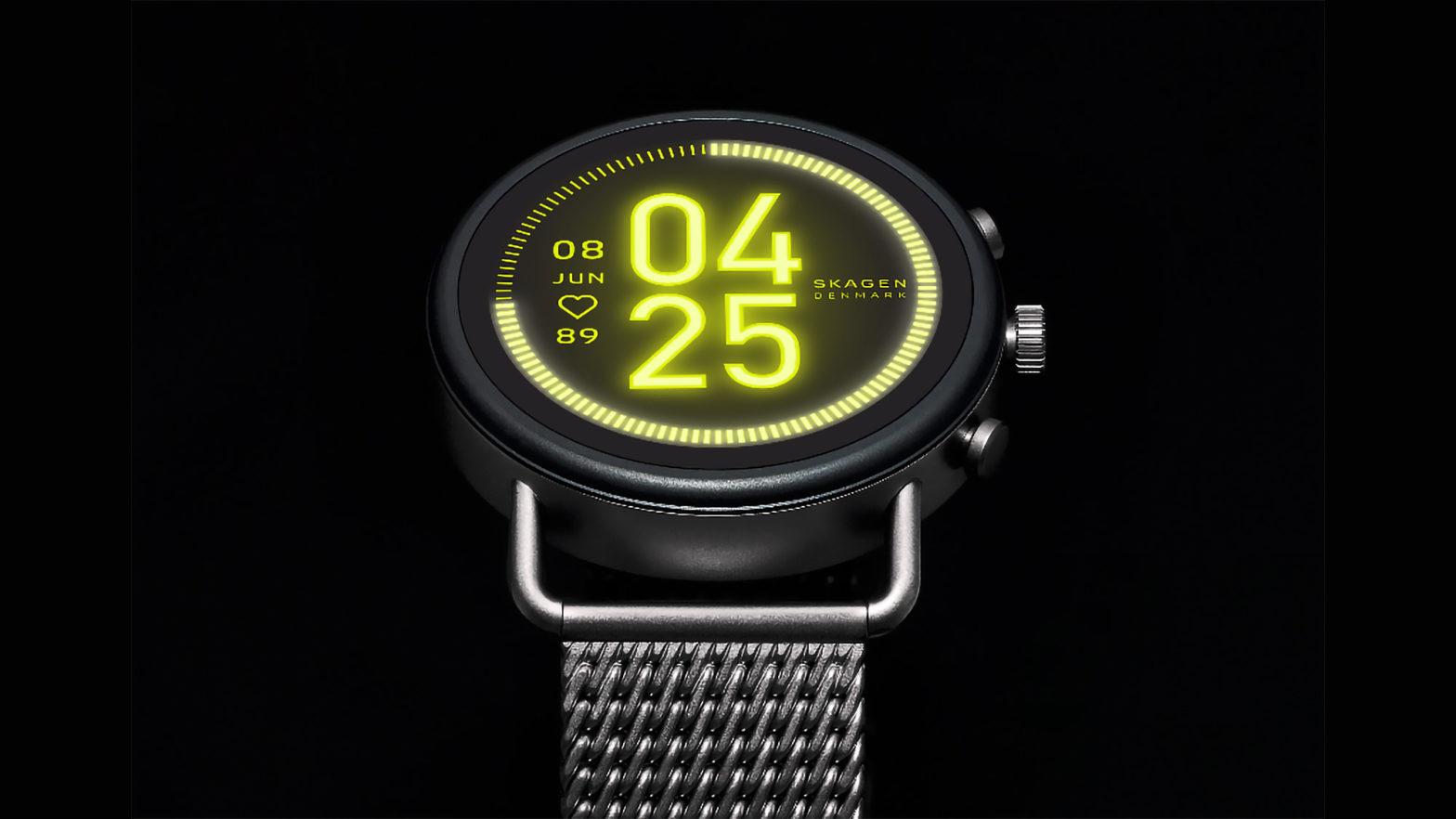 Skagen Falster 3 Smartwatch $295