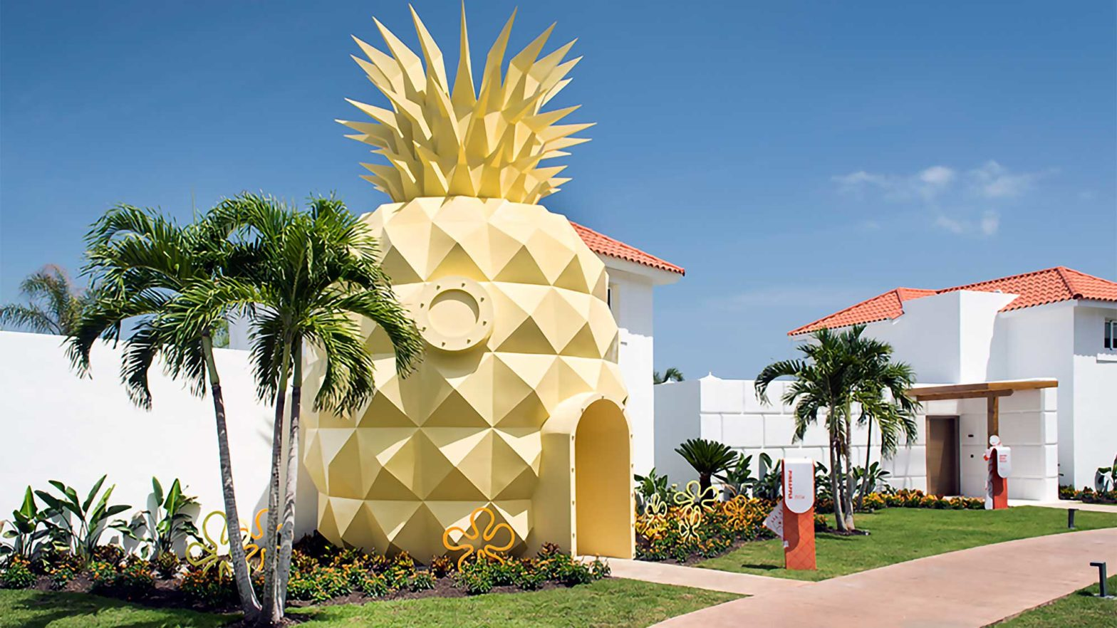 SpongeBob SquarePants The Pineapple Villa