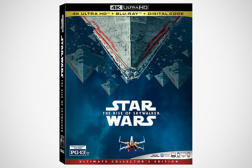 Star Wars The Rise of Skywalker Ultimate Collector's Edition