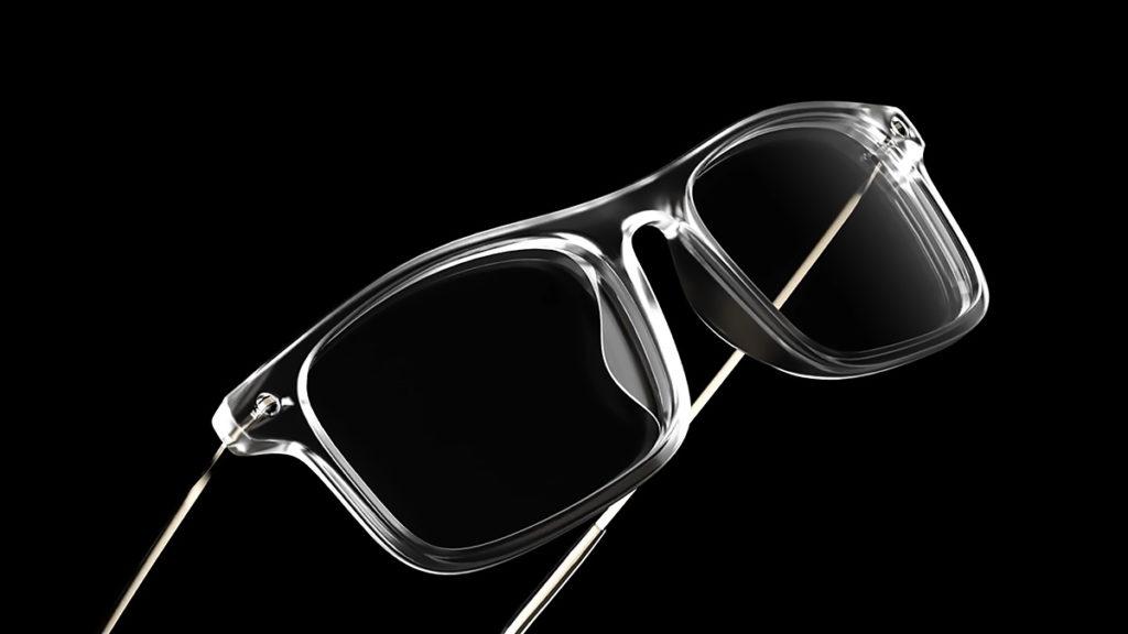 Starck Eyewear with Screw-less Hinge