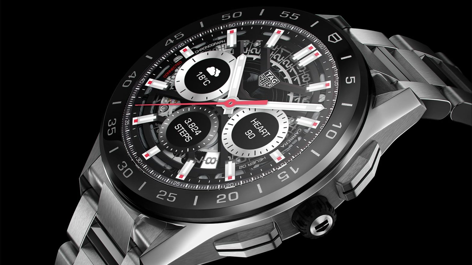 TAG Heuer Connected Smartwatch 2020
