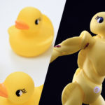 Japanese Artist Turns Rubber Duckies Into Action Figure It Is, Frankly, A Tad Disturbing