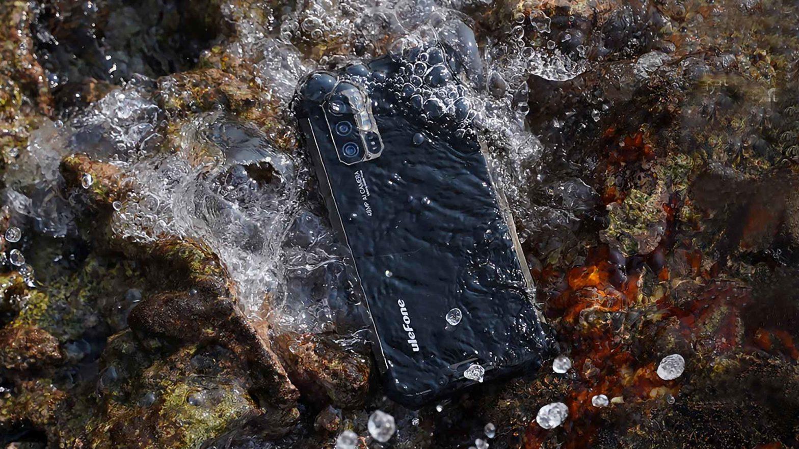 Ulefone Armor 7 $500 Rugged Smartphone