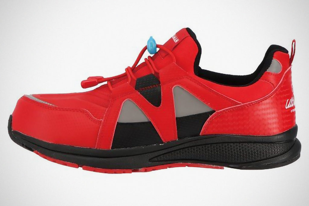 Ultraman Safety Shoes UT-01 Red