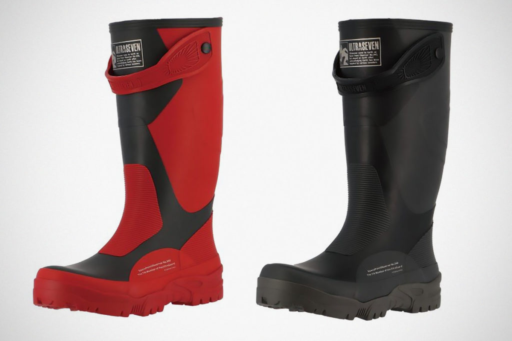 Ultraseven Rubber Boots UT-04