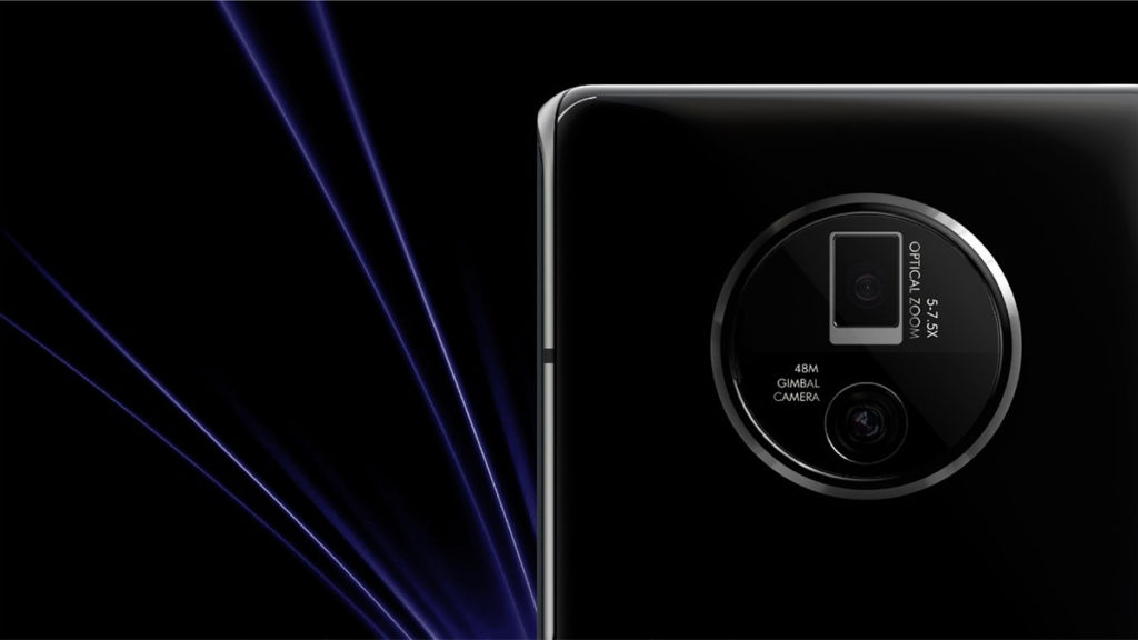 Vivo Apex 2020 Concept Smartphone