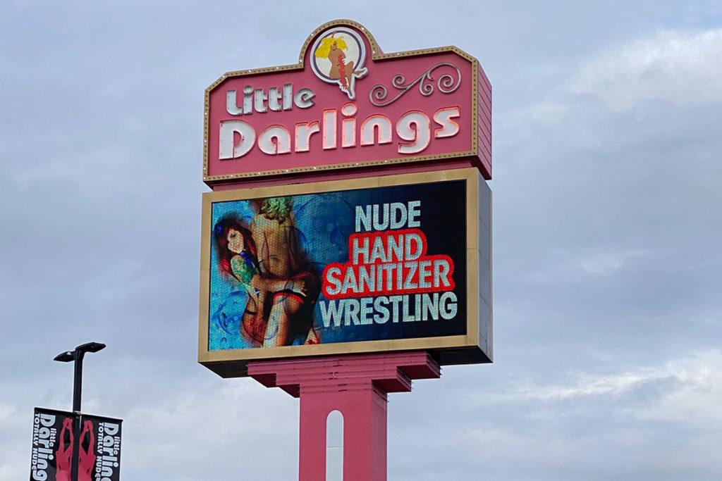 Drive-through Strip Shows Las Vegas