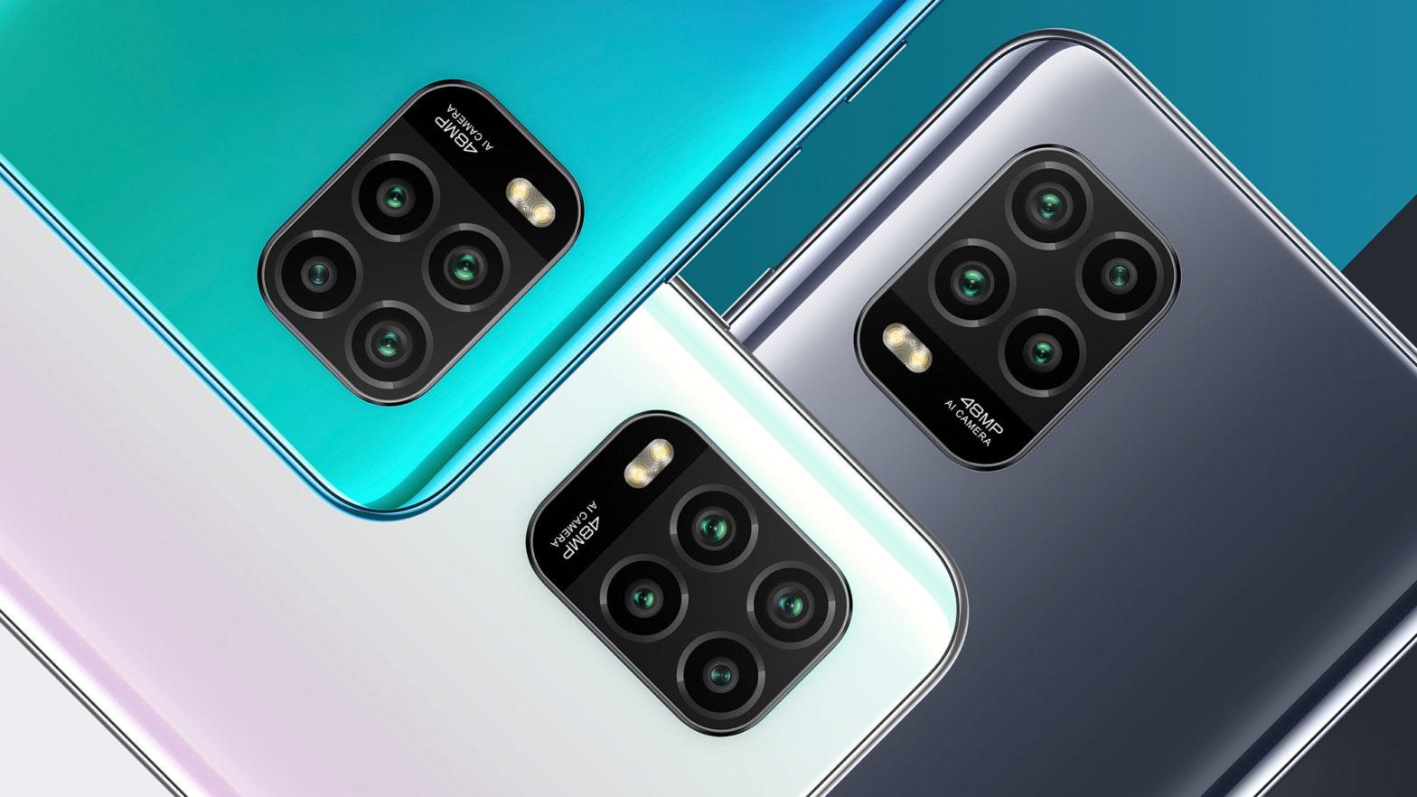 Xiaomi Mi 10 Lite 5G Smartphone