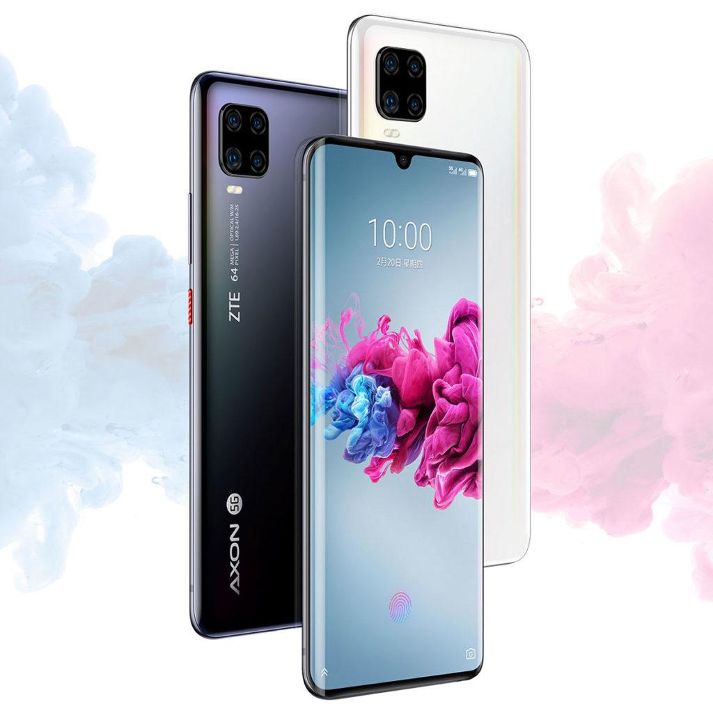 ZTE Axon 11 5G Video Smartphone
