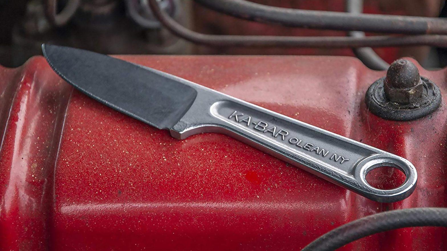1119 KA-BAR Wrench Knife