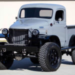 Award-winning 1941 Dodge Power Wagon With Hidden Compartments For Handguns Is Up For Grab