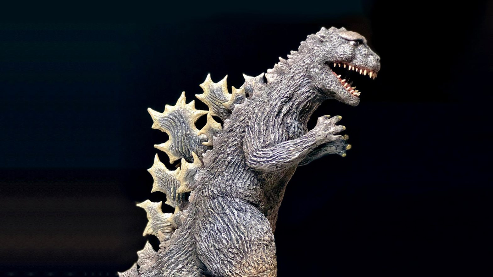 1954 Gojira Hand Puppet Version Figure