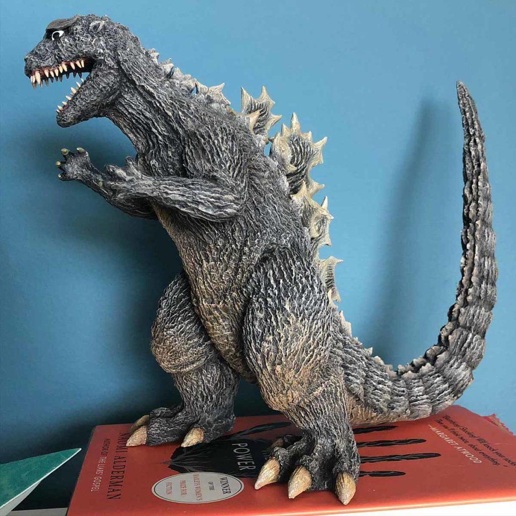 1954 Gojira Hand Puppet Version Figure