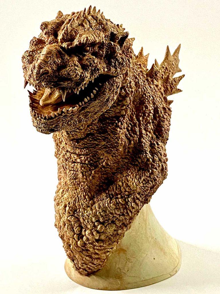 Godzilla 1954 Bust by Tanaka Studio
