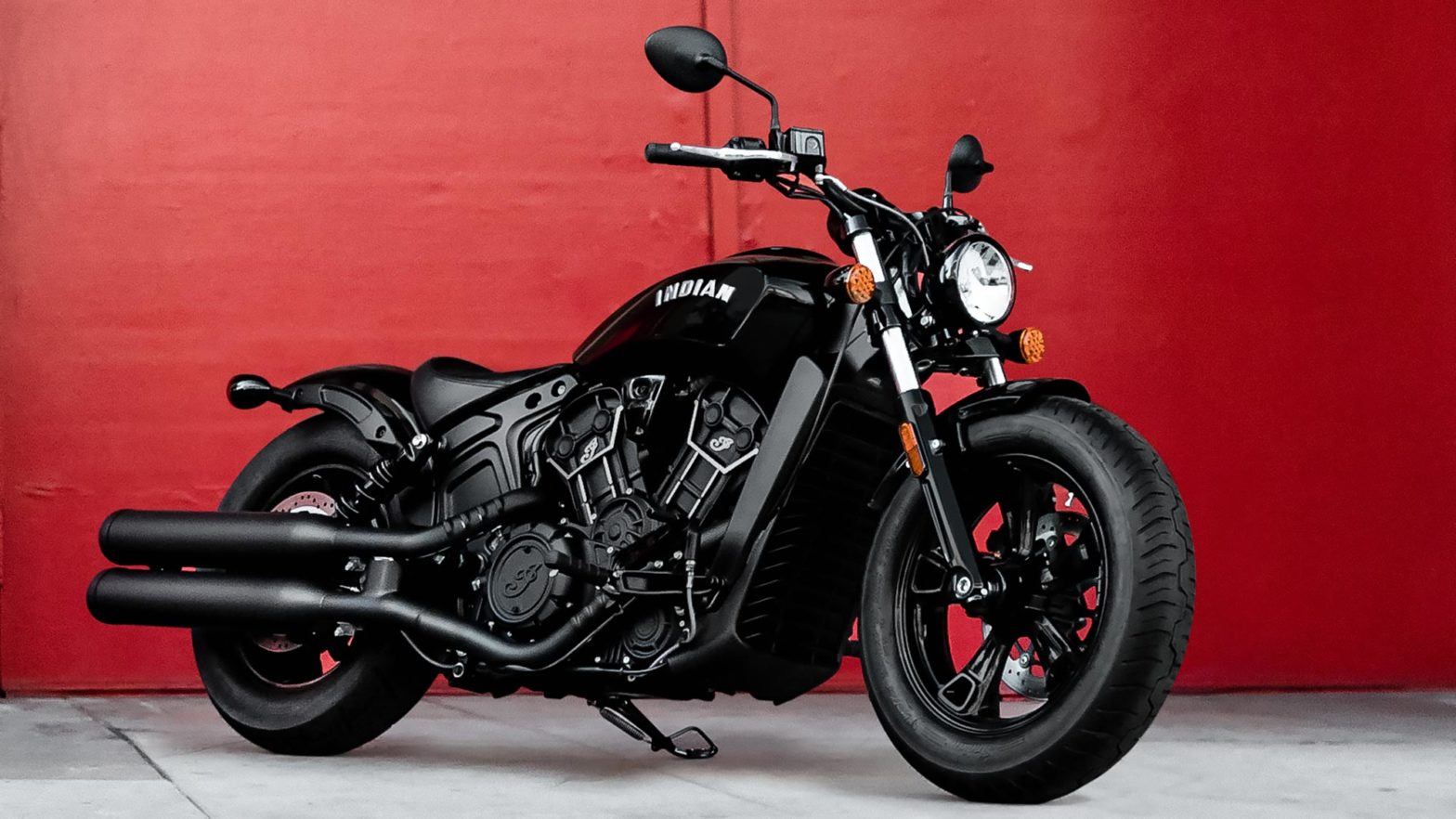 2020 Indian Motorcycle Scout Bobber Sixty