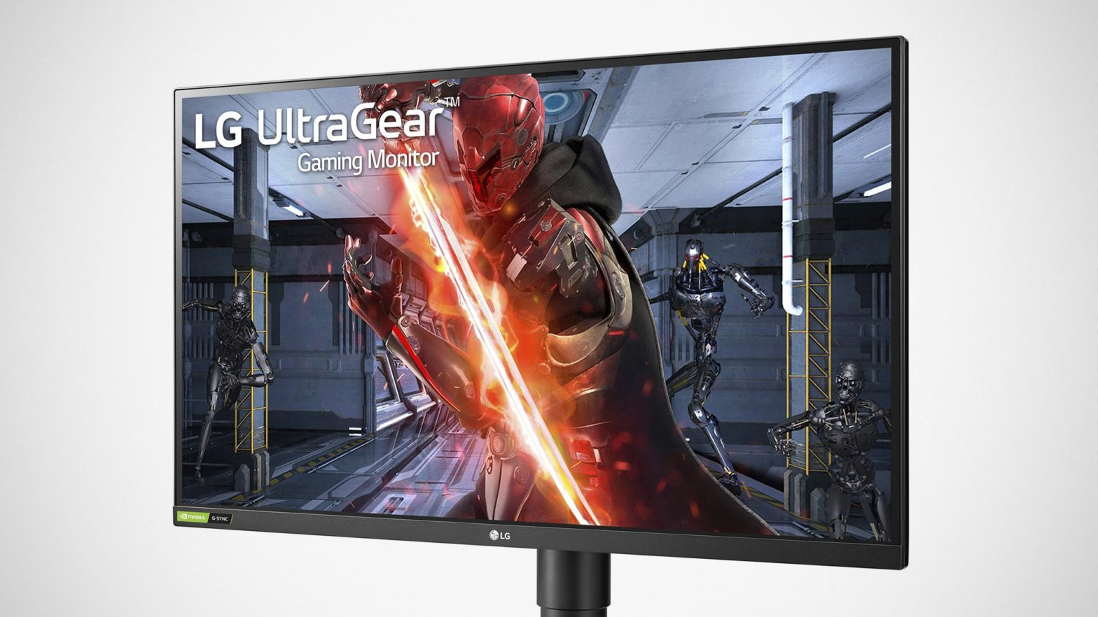 27-inch LG UltraGear 1ms GTG IPS Gaming Monitor