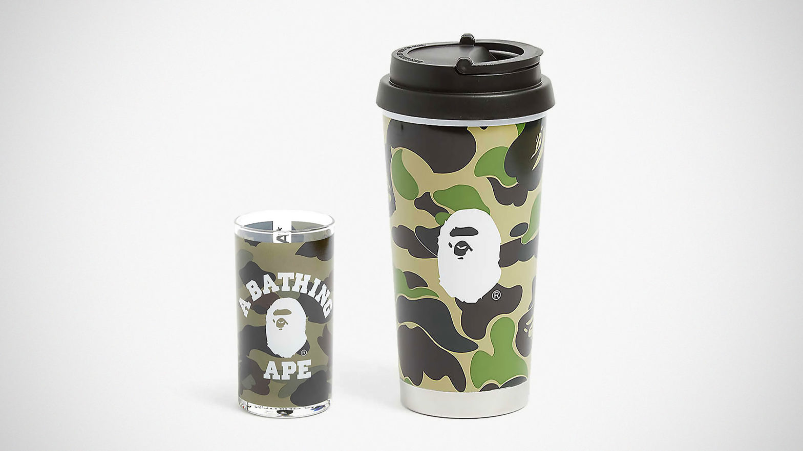 A Bathing Ape Drinking Glasses and Tumbler