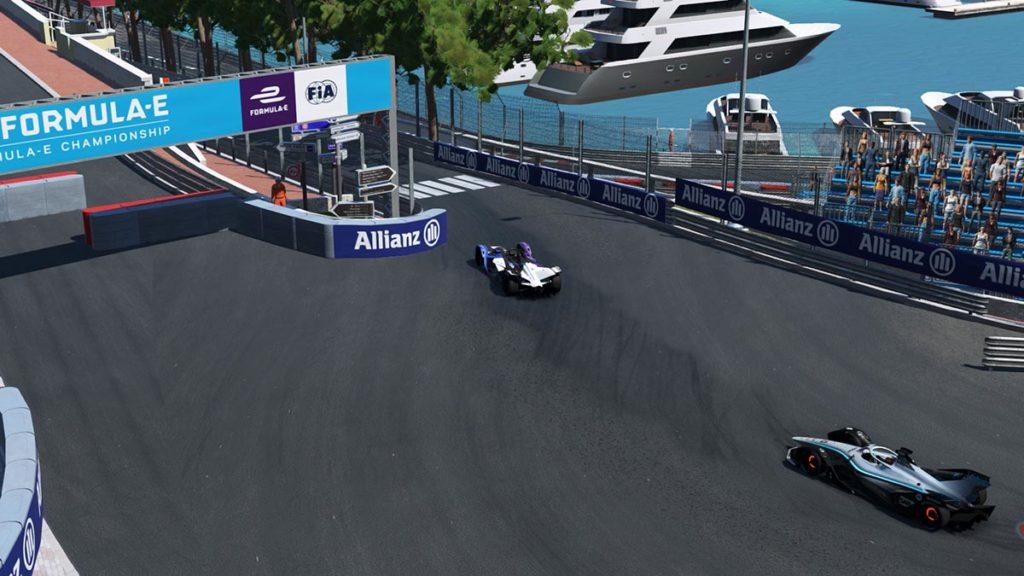 ABB Formula E Race at Home Challenge