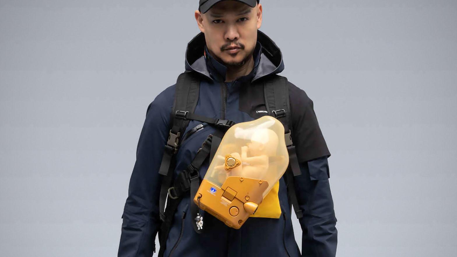 Acronym J1A-GTKP Death Stranding Jacket